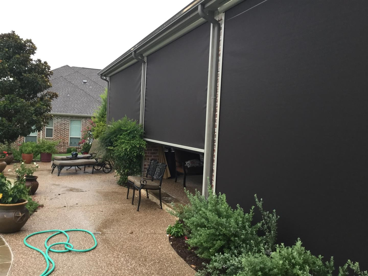 Southwest Shade Solutions Solar Screens Picture Gallery