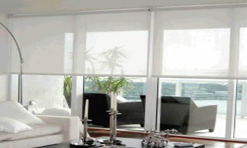 Retractable Roller Shades Fort Worth