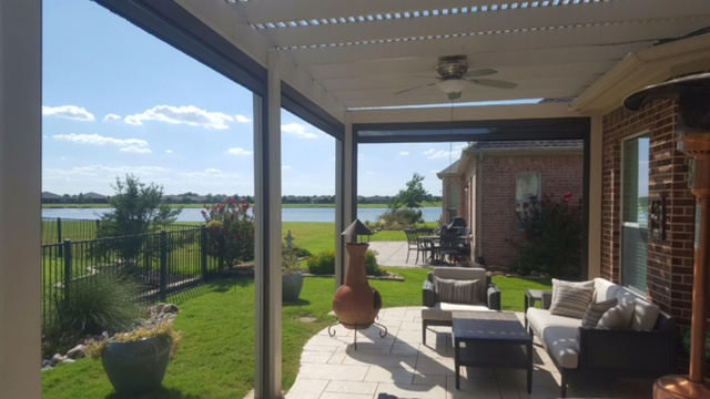Screened In Porch Dallas | Outside Screened In Patio Fort Worth ...